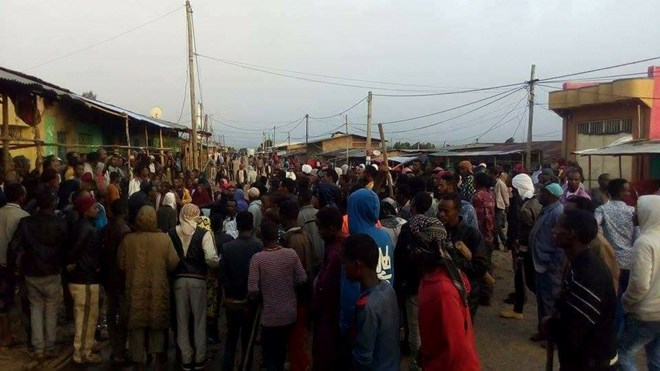 At least four killed, 250 homes burned in renewed Somali Liyu Police attacks inside Oromia