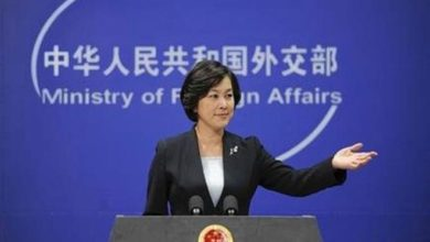Photo of China rejects US military claims of laser attacks on pilots