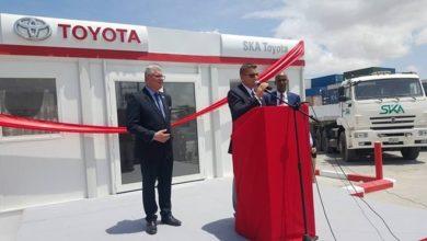 Photo of Toyota returns to Somalia nearly 30 years