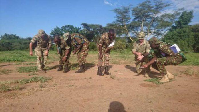UK Training Kenyan Troops In Somalia To Counter IEDs