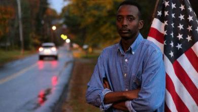 Somali Refugee Abdi Nor Iftin: 'I Am Here To Make America Great'