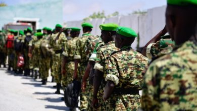 Photo of AU mission intensities Somali operations after army base attack