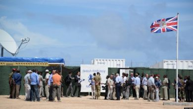 UK warns against travel to Somalia
