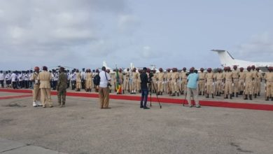 Breaking: Ethiopian PM makes suprise visit to Somalia