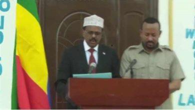 Photo of Ethiopian Prime Minister Pays Historic Visit To Somalia