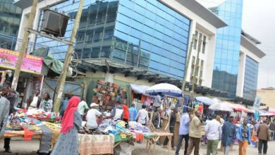 Photo of Eastleigh businessmen complain of hawker's harassment, extortion