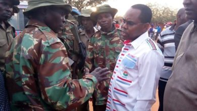 Photo of Kenya: Disarm reservists for colluding with Somali bandits – Mulyungi