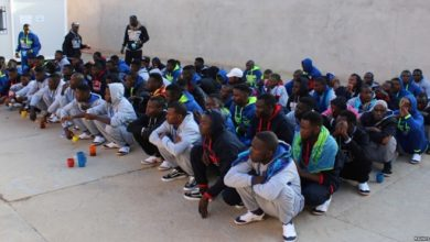 African migrants killed, hurt after fleeing Libya's human traffickers