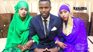 Photo of Somali weds two women on same day