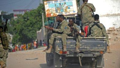 Somali army kills 7 al-Shabab militants in southern region