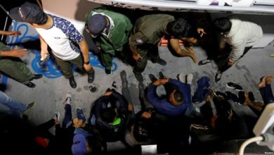Photo of Migrants Continue Perilous Journeys to Europe, but Numbers Fall