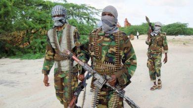 Two Somali lawmakers killed in al-Shabaab ambush - army officer