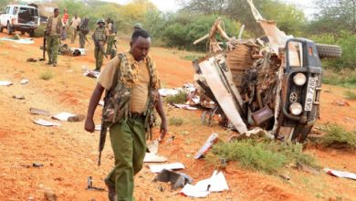 Photo of Kenya: Five GSU officers killed in Liboi IED attack