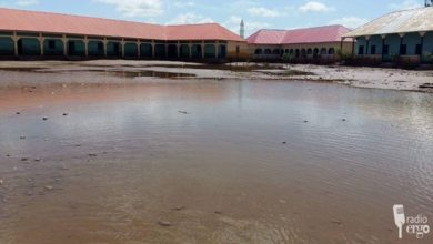 Photo of Somali students' exams disrupted by the floods