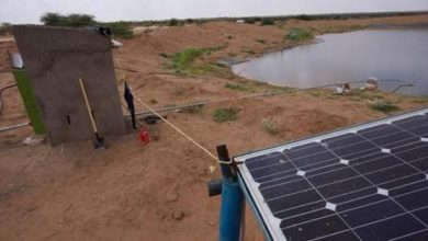 Sustainable solutions to drought in Somalia