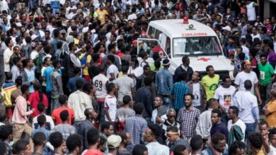 Nine Arrested In Attack On Ethiopian PM Rally; 165 Injured