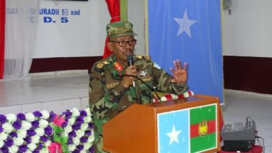Photo of Somali Army Command Announces Fresh Offensive Against Al-Shabab