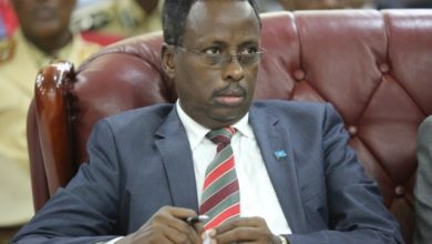 Minister Maareye re-opened the Somali Bureau of standards