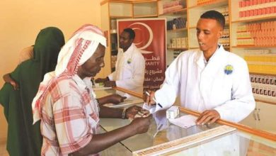 QC implements health projects in Somalia