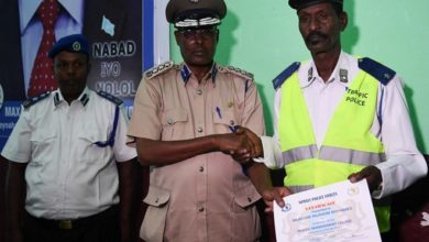 Photo of AMISOM to extend programme on training traffic police officers to federal states