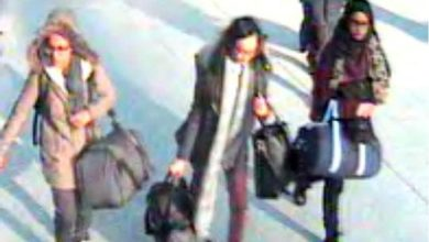 Photo of Another of the three schoolgirls who fled to join ISIS is feared dead