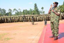 Uganda dispatches more UPDF troops to Somalia