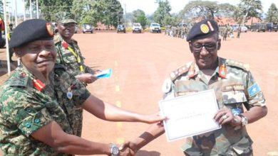 Photo of Joint trainings key to end violent extremism globally – Uganda Deputy CDF