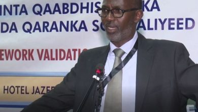 Breaking: Somali PM sacks Minister for Education