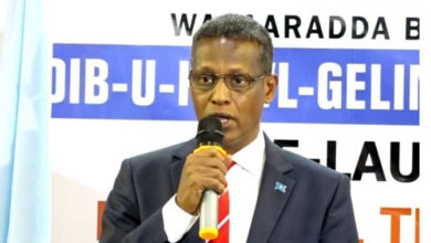 Photo of Somali Telecom Institute re-launched