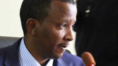 Former Kenya Poll boss Issack Hassan in trouble over law firm