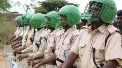 Somalia's South West State Police Train on Public Order Management