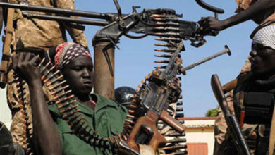 UN now enforces arms embargo on South Sudan