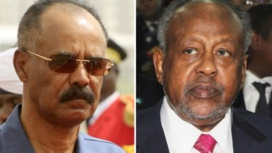 Djibouti president expected to visit Eritrea this week amidst historic thawing of relations in Horn of Africa