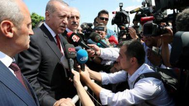 Photo of Turkey is a 'target of economic war', Erdogan says