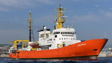 Photo of Aid group: Ships not willing to save Mediterranean migrants
