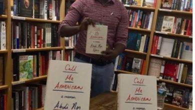 Journey of Somali refugee turned author brings him back to Yarmouth
