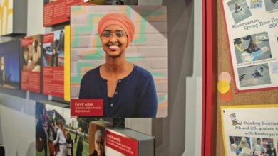 Photo of New Minnesota History Center exhibit highlights Somali culture, history