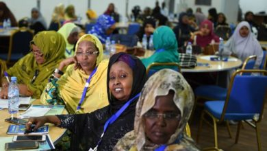 Photo of Somali women call for inclusion in post conflict reconstruction process
