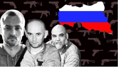Photo of Russian journalists murdered in Africa may have been set up