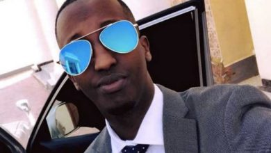 Photo of Young entrepreneur shot dead in Mogadishu