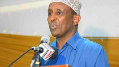 Photo of Garissa governor Ali Korane arrested over finance executive's shooting