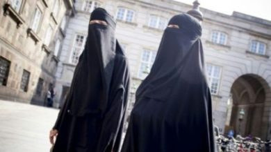 Photo of First woman fined in Denmark for wearing full-face veil