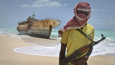 Photo of PIRACY: Nigeria water's now worse than Somalia