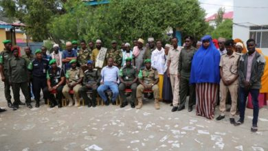 Photo of Jubbaland residents agree to promote community policing to counter violent extremism