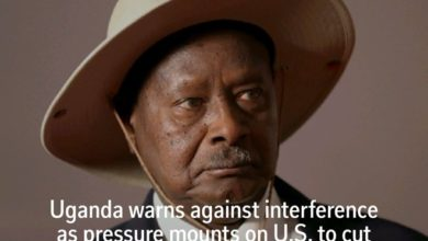 Photo of Uganda warns against interference as pressure mounts on U.S. to cut military support