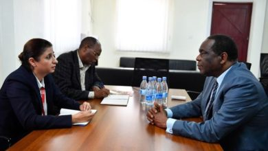 Photo of AMISOM and UNMAS pledge to work together to counter the threat of IEDs in Somalia