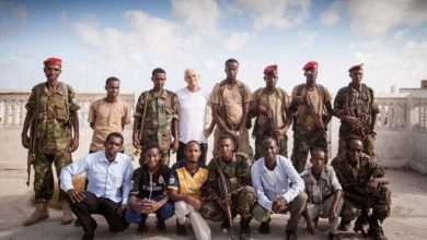 Photo of Telling the stories of Somalia's lost warriors