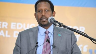 Photo of Eng. Yarisow – Somali regional leaders should work with President Farmajo