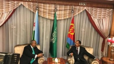 Photo of Eritrea, Djibouti leaders hold historic meeting in Saudi Arabia