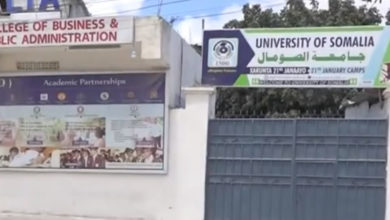 Photo of Female student shot dead inside university class in Somali capital amid new violence